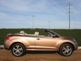 Nissan Murano CrossCabriolet – ModernOffroader.com USA : SUV ... 2003 Murano Kendale Truck Parts 2004 Nissan Murano Sl Awd Beyond Motors 2010 Editors Notebook Review Automobile The 2005 Specs Price Pictures Used At Woodbridge Public Auto Auction Va Iid 2009 Top Speed 2018 Cariboo Sales 2017 Navigation Bluetooth All Wheel Drive Updated 2019 Spied For The First Time Autoguidecom News Of Course I Had To Pin This Its What Drive 2016 Motor Trend Suv Of Year Finalist Debut And Reveal Ausi 4wd