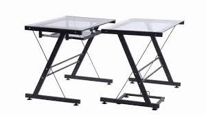 Walker Edison 3 Piece Contemporary Desk Manual by Desks Workbench Z Line Desk Assembly Instructions Walker Edison