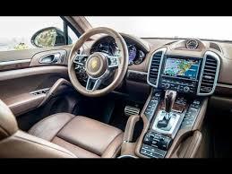 VIDEO 2015 Porsche Cayenne S Diesel Interior HD