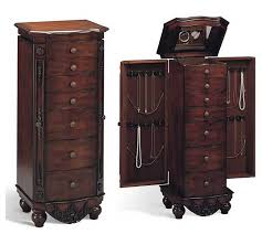 Mirrored Jewelry Box Armoire by Amazing Of Free Standing Jewelry Box Armoire Best Jcp Jewelry