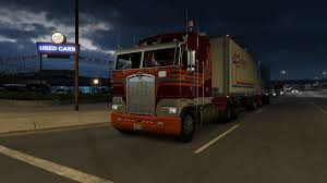 ATS (New Mexico DLC!) Kenworth K100 - Albuquerque (NM) - Show Low ... Used Trucks Alburque Inspirational 450 Best Fj60 Images On Ford In Nm For Sale Buyllsearch 2017 Chevrolet Silverado Marks Casa 2019 Ram 1500 In Dodge Ram Australia Cars Rees Car Jackson Equipment Co Heavy Duty Truck Parts At Lexus Of Autocom Cab Chassis Morning Star Motor Company 1995 Nissan For By Private Owner 87112 A Motors Llc