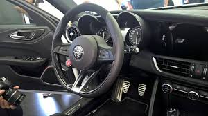 Our Best Look Yet At New Alfa Romeo Giulia s Interior