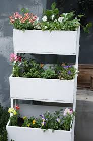 free wooden flower planter plans plans diy how to make