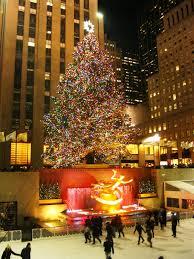 Small Fiber Optic Christmas Tree Target by Famous Christmas Tree In New York Christmas Lights Decoration