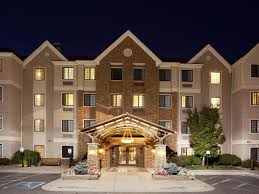 Christmas Tree Lane Palo Alto by Glendale Hotels Staybridge Suites Denver Cherry Creek Extended