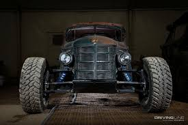 Trophy Rat: A Hot Rod Pickup With Real Off-Road Chops | DrivingLine