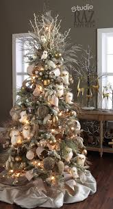 Seashell Christmas Tree Pinterest by Owls My Mom Would Have Loved This Tree Christmas A Themed