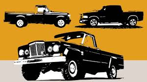 The Classic Pickup Truck Buyer S Guide The Drive Designs Of 60 66 ...