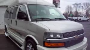 2006 Chevy Express High Top Conversion Van For Sale Call 765 456 1788