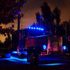 Http://logisticalmadness.com Peterbilt W/blue Chicken Lights ... 12v24v Flush Fit Slim Blue Led Marker Lamplight Ideal For Truck Exterior Lights Cars Lighting Forza Customs Exterior Neon 13 Pcs Light Interior Package Kit For Chevrolet Silverado Grill Lighting 2fxible Strips Car Rim Lights And Rbp Grill Youtube Awesome Blue Off The Road This Truck Cool East Coast Jam 2016 An Event Tailored Just Lovers Cyan Soil Bay 5pcs Classic Clear Cab Roof Running Lamps W Underglow Best Resource Neon Glow Front Of Cartruck Ironguard 701095 Forklift Rear Spotter Amazoncom Industrial Led Spectacular Led Car Interior F16