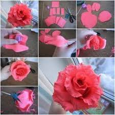 Simple Steps To Make Paper Craft Kidscraft Papercraft Kidsideas Diy Howto