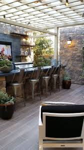 Covered Patio Bar Ideas by Best 25 Outdoor Living Spaces Ideas On Pinterest Outdoor