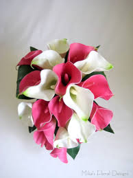 wedding bouquets calla lilies