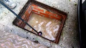 Unclog Bathtub Drain Home Remedy by How To Clear A Blocked Pan Or Drain Youtube