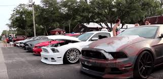BEST OF THE 2015 FORD MUSTANG WEEK CAR SHOW