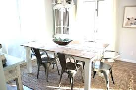 Farmhouse Dining Room Table And Chairs Round Country Dining Table