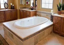 Tiling A Bathtub Deck by Best 25 Drop In Bathtub Ideas On Pinterest Drop In Drop In Tub