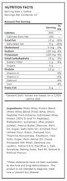 BNRG Power Crunch Peanut Butter Fudge Protein Bars