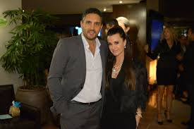 Kyle Richards Halloween Interview by Kyle Richards And Mauricio Umansky Host A Party For One Drop