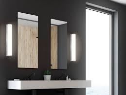 fischer honsel spiegelleuchte 2er set indirekte schminklicht wandleuchten 30cm fürs badezimmer schminklen seitlich als badleuchten zur modernen