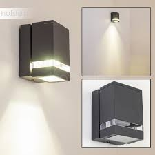 shop for led outdoor wall lights illumination co uk