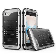 Life proof waterproof shockProof metal case iPhone 5 6 7 IP68
