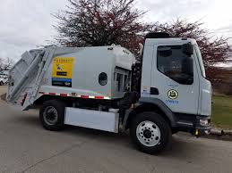 100 Trash Trucks In Action City Fleet Rolling Out Vision Zero Department Of