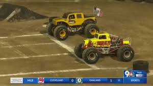 100 Monster Truck Oakland Jam Takes Over Sun Bowl Stadium
