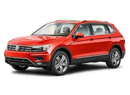 2018 Volkswagen Tiguan Reviews Ratings Prices Consumer Reports