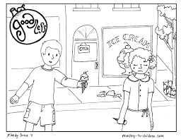 Free Printable Coloring Pages Kindness And