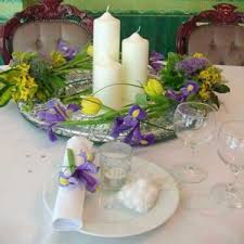 Spring Table Centerpiece Abracadabra