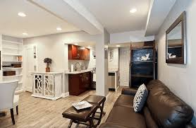 Exposed Basement Ceiling Lighting Ideas by Basement Decorating Ideas That Expand Your Space