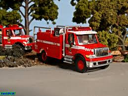 100 Brush Trucks CDF In Action A California Department Of Fore