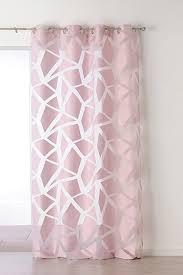 linder 261 60 10069 375ab vorhang mit 8 runden ösen polyester rosa 140 x 245 cm