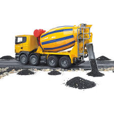 Bruder Toys Scania R-Series Cement Mixer Truck With Functioning Drum ... Concrete Mixer Toy Truck Ozinga Store Bruder Mx 5000 Heavy Duty Cement Missing Parts Truck Cstruction Company Mixer Mercedes Benz Bruder Scania Rseries 116 Scale 03554 New 1836114101 Man Tga City Hobbies And Toys 3554 Commercial Garbage Collection Tgs Rear Loading Mack Granite 02814 Kids Play New Ean 4001702037109 Man Tgs Mack 116th Mb Arocs By