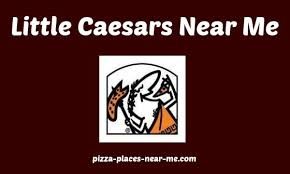Little Caesars Pizza Near Me Logo