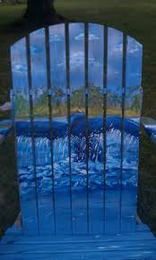 Custom Painted Margaritaville Adirondack Chairs custom painted margaritaville adirondack chairs