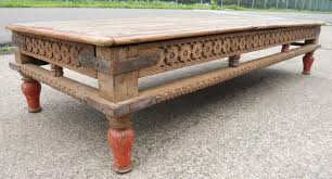 Large Rustic Coffee Table Tables Square