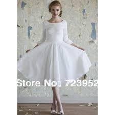 Vintage Short White Dresses