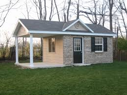8x6 Wood Storage Shed by Shed That We Make