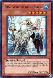 yu gi oh archetype overview ice barrier