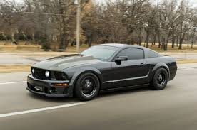 Bobby Oberlander Built His 2007 Ford Mustang GT Much to the Envy