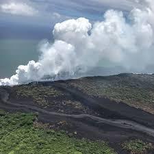 Volcano Kilauea Has Created