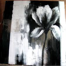 Famous Black And White Abstract