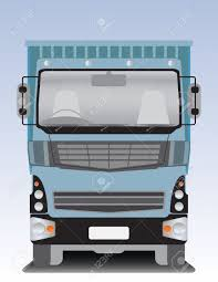100 Dump Trucks Videos Front View Of Truck Royalty Free Cliparts Vectors And Stock
