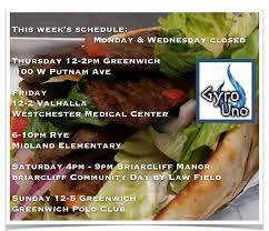 100 New York On Rye Food Truck Gyro Uno Briarcliff Manor Home Facebook