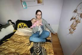 mein baby lebt mit mir in einer schimmel wohnung wien