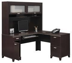 Bush Vantage Corner Desk by Office Bush Office Desks Bush Office In An Hour L Shaped Triple