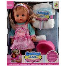Ashton Drake Lauren Baby Girl Doll With Poseable Teddy Bear By Ping