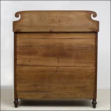 Birdseye Maple Serpentine Dresser by Antique American Country Chest Of Drawers Cherry With Tiger And